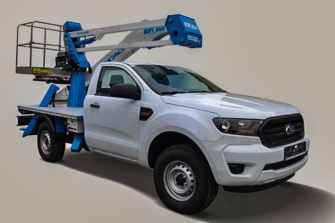 Ford Ranger có thêm bản không thùng sau tại châu Âu - 2