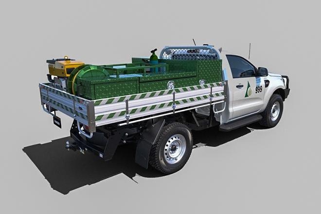 Ford Ranger có thêm bản không thùng sau tại châu Âu - 4