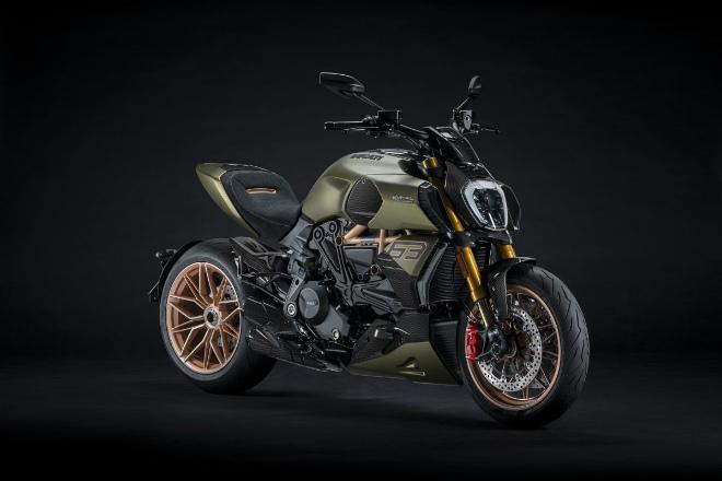 """""""Siêu bò"""" Ducati Diavel 1260 Lamborghini Edition ra mắt, số lượng siêu hiếm - 12"""
