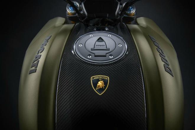 """""""Siêu bò"""" Ducati Diavel 1260 Lamborghini Edition ra mắt, số lượng siêu hiếm - 6"""