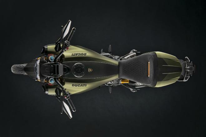 """""""Siêu bò"""" Ducati Diavel 1260 Lamborghini Edition ra mắt, số lượng siêu hiếm - 7"""