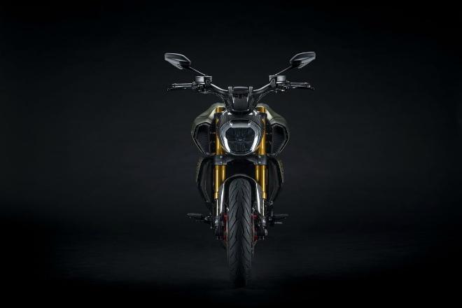 """""""Siêu bò"""" Ducati Diavel 1260 Lamborghini Edition ra mắt, số lượng siêu hiếm - 8"""