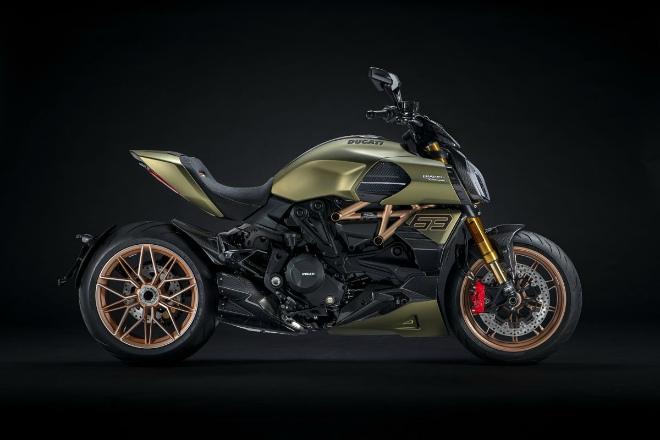 """""""Siêu bò"""" Ducati Diavel 1260 Lamborghini Edition ra mắt, số lượng siêu hiếm - 10"""