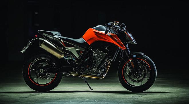 Chính thức: KTM Duke 790 2021 có giá 305 triệu tại Thái Lan - 1