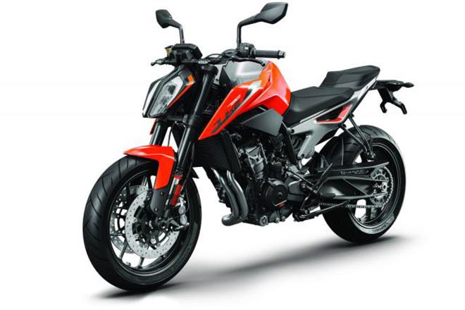 Chính thức: KTM Duke 790 2021 có giá 305 triệu tại Thái Lan - 3