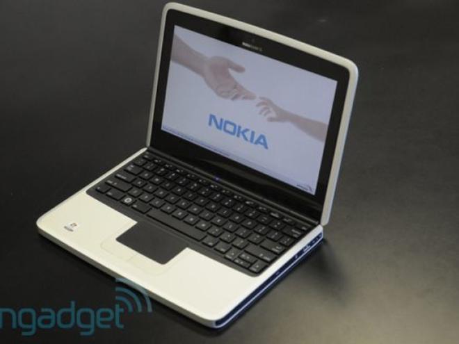Lộ diện máy tính xách tay thương hiệu Nokia - 1