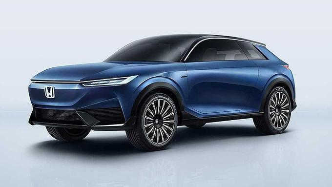 Honda CR-V thế hệ mới được hé lộ sự thay đổi về động cơ - 1