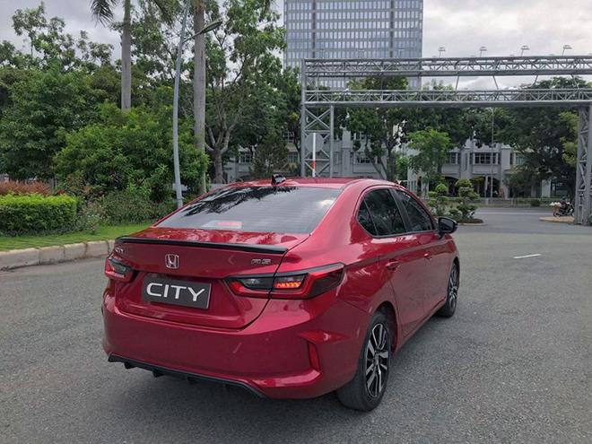 Honda City 2020 sắp ra mắt thị trường Việt Nam được hé lộ nội thất và động cơ - 10