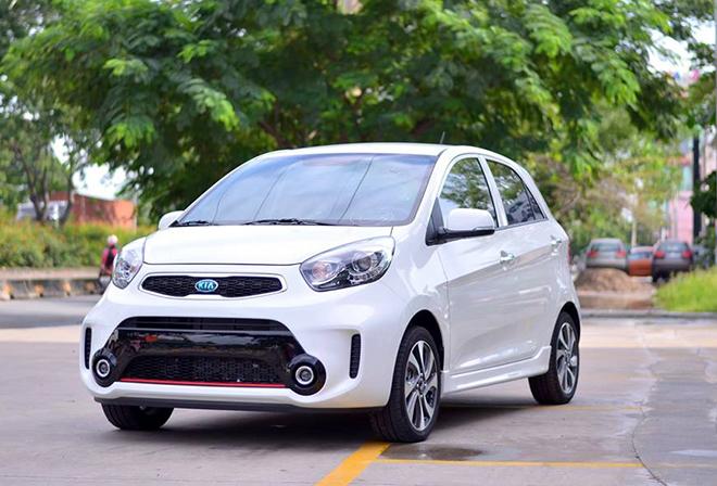 Top xe ô tô tại Việt Nam có giá bán rẻ nhất xét theo phân khúc - 1
