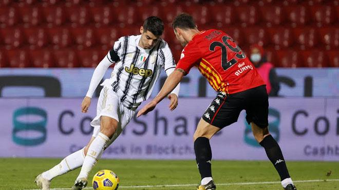 Video Benevento - Juventus: Người hùng hóa