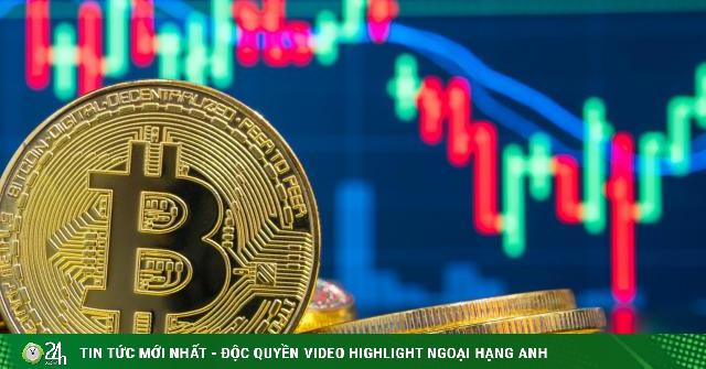 Tăng điên cuồng, giảm sốc đột ngột, giá bitcoin hôm nay ra sao?