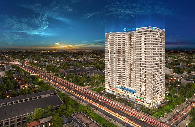An cư dễ dàng với căn hộ Icon Plaza thanh toán 1%/tháng - 1