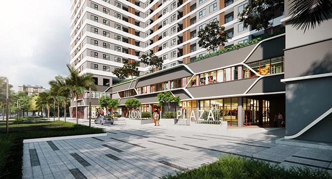 An cư dễ dàng với căn hộ Icon Plaza thanh toán 1%/tháng - 2