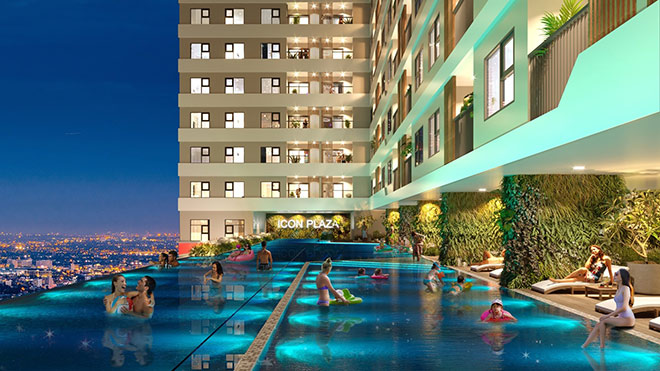 An cư dễ dàng với căn hộ Icon Plaza thanh toán 1%/tháng - 3
