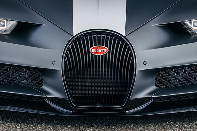 Bugatti Chiron phiên bản huyền thoại bầu trời có giá bán hơn 78 tỷ đồng - 9