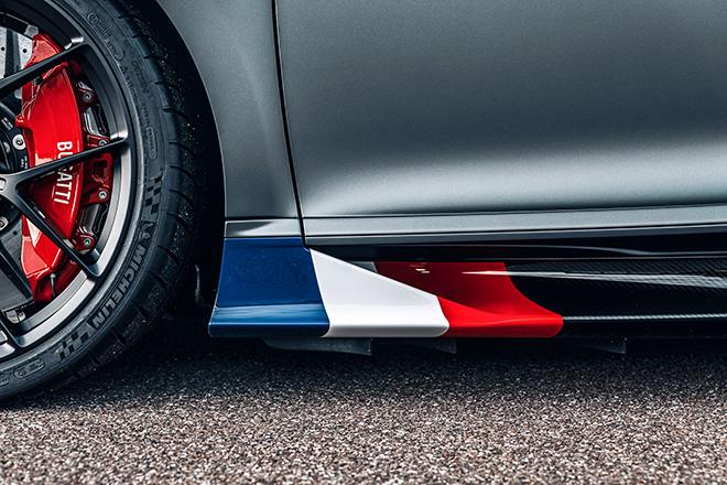 Bugatti Chiron phiên bản huyền thoại bầu trời có giá bán hơn 78 tỷ đồng - 11
