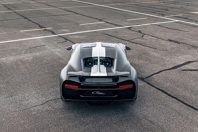 Bugatti Chiron phiên bản huyền thoại bầu trời có giá bán hơn 78 tỷ đồng - 7