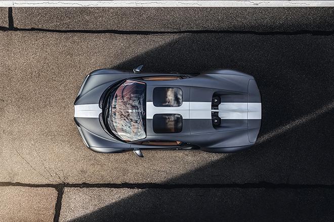 Bugatti Chiron phiên bản huyền thoại bầu trời có giá bán hơn 78 tỷ đồng - 8