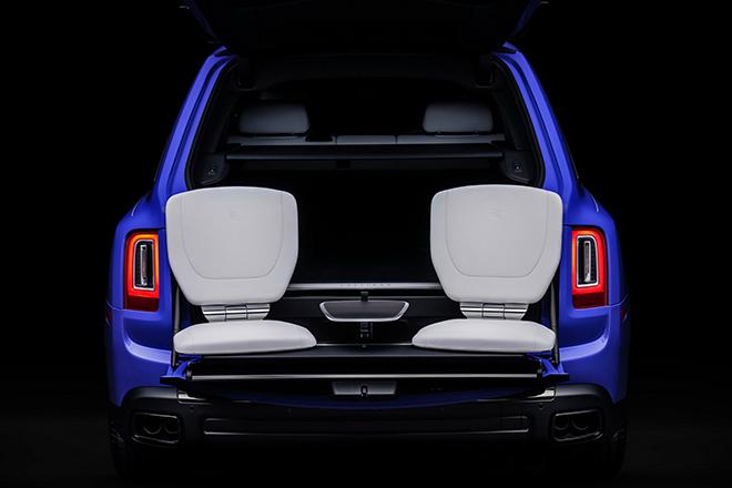 Rolls-Royce ra mắt màu sơn mới chỉ 4 chiếc có được trên toàn thế giới - 12