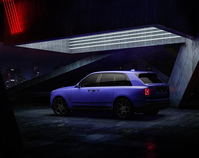 Rolls-Royce ra mắt màu sơn mới chỉ 4 chiếc có được trên toàn thế giới - 9