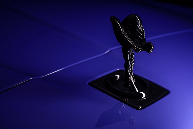 Rolls-Royce ra mắt màu sơn mới chỉ 4 chiếc có được trên toàn thế giới - 10