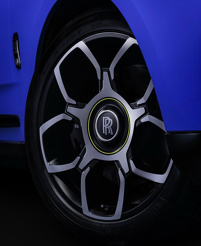 Rolls-Royce ra mắt màu sơn mới chỉ 4 chiếc có được trên toàn thế giới - 11