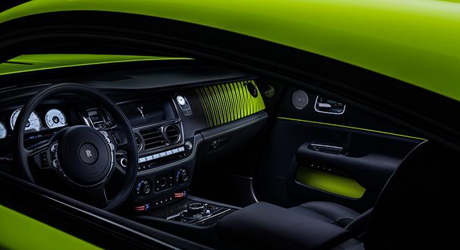 Rolls-Royce ra mắt màu sơn mới chỉ 4 chiếc có được trên toàn thế giới - 5