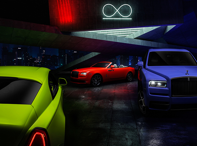 Rolls-Royce ra mắt màu sơn mới chỉ 4 chiếc có được trên toàn thế giới - 1