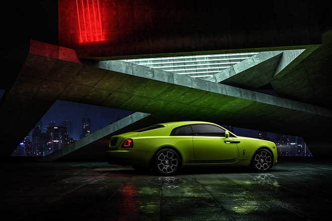 Rolls-Royce ra mắt màu sơn mới chỉ 4 chiếc có được trên toàn thế giới - 3