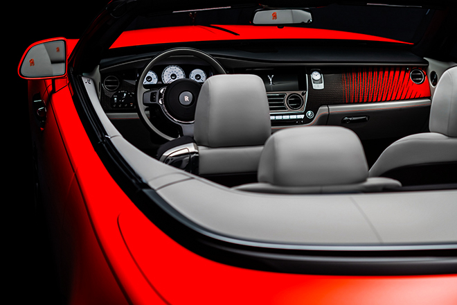 Rolls-Royce ra mắt màu sơn mới chỉ 4 chiếc có được trên toàn thế giới - 7