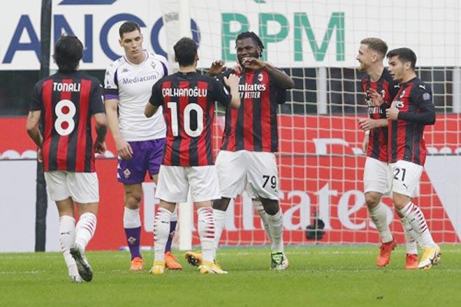 Video AC Milan - Fiorentina: Không Ibrahimovic, không thành vấn đề - 1