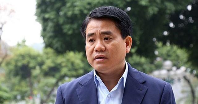 Sức khoẻ ông Nguyễn Đức Chung hiện ra sao? - 1