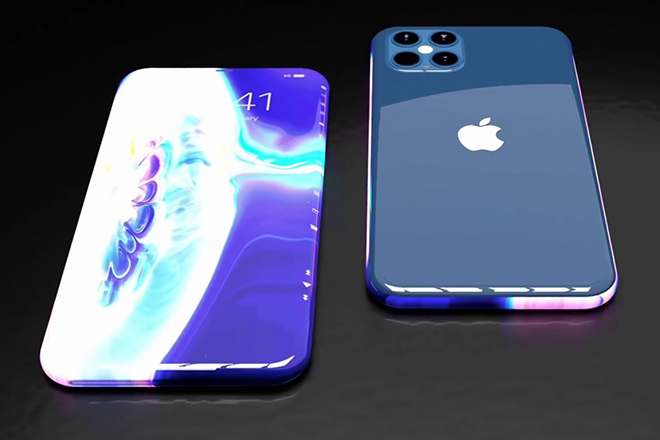 iPhone 13 phô diễn với màn hình bao quanh tuyệt đẹp - 4
