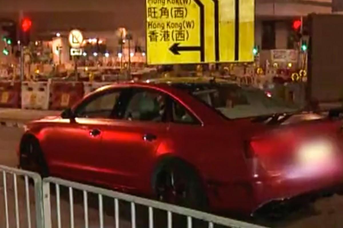 Dùng xe của con trai là thành viên Hội Tam Hoàng, không ngờ bị đội sát thủ xử giữa phố