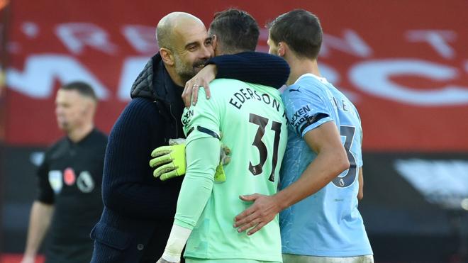 """Pep Guardiola tiết lộ nội tình Man City: Đại thắng """"5 sao"""" vẫn cực chán nản - 3"""