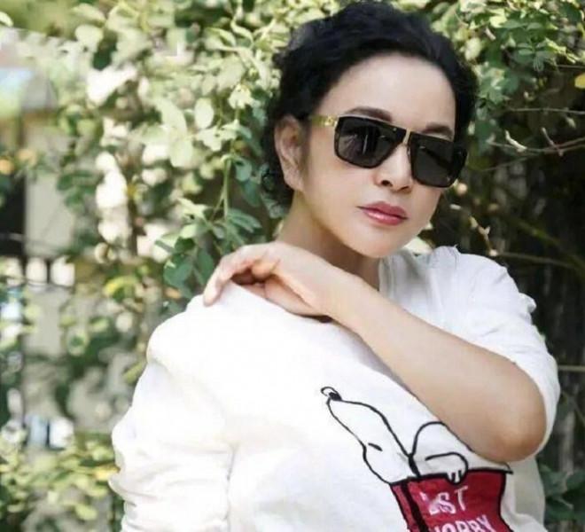 """""""Võ Tắc Thiên"""" Lưu Hiểu Khánh nhan sắc khác lạ vì thẩm mỹ quá đà? - 4"""