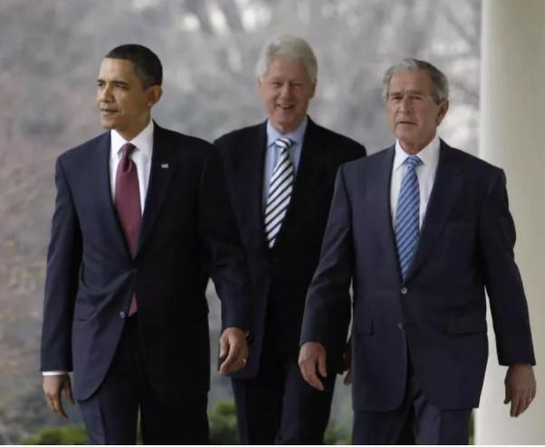 3 cựu Tổng thống Mỹ tuyên bố chơi lớn giữa đại dịch Covid-19