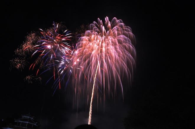Người dân được phép đốt pháo hoa: Coi chừng nhầm lẫn với pháo hoa nổ - 1