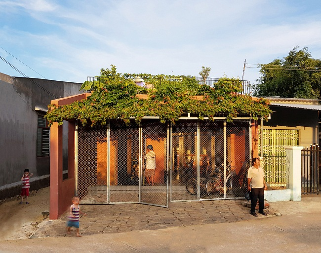 """Nhà """"ruộng bậc thang"""" mái phủ kín rau xanh của vợ chồng Việt được báo Mỹ hết lời khen - 2"""