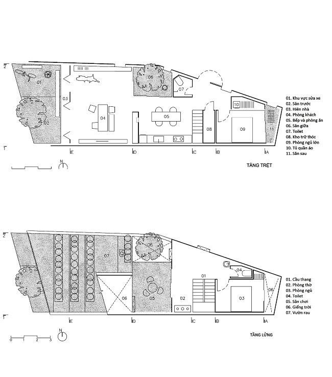 """Nhà """"ruộng bậc thang"""" mái phủ kín rau xanh của vợ chồng Việt được báo Mỹ hết lời khen - 10"""