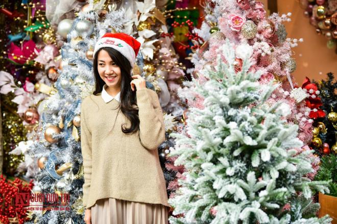 Hàng Mã rực rỡ sắc màu đón Noel - 10