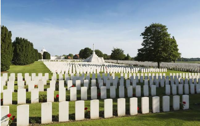 7 địa danh từng khét tiếng trong Thế chiến thứ I đã trở thành điểm du lịch hút khách - hình ảnh 3
