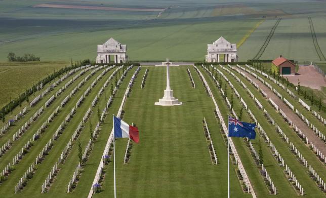 7 địa danh từng khét tiếng trong Thế chiến thứ I đã trở thành điểm du lịch hút khách - hình ảnh 5