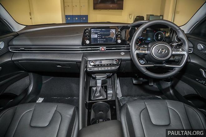 Hyundai Elantra 2021 xuất hiện, nhiều khả năng sẽ về Việt Nam - 11