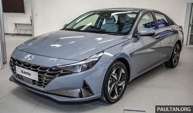 Hyundai Elantra 2021 xuất hiện, nhiều khả năng sẽ về Việt Nam - 1