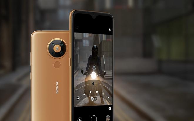 Nokia 5.4 giá phổ thông tiếp tục lộ cấu hình - 1