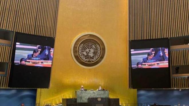 LHQ thông qua Nghị quyết về Covid-19 do Việt Nam đề xuất - 1