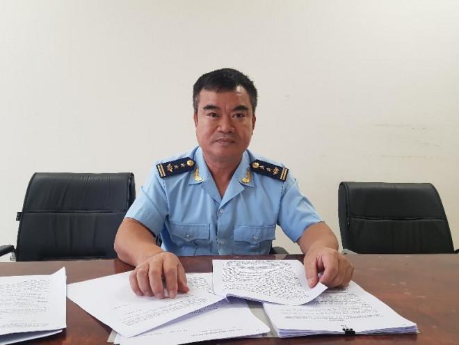 Bị phạt vì vận chuyển hàng cho công ty 'ma' Trung Quốc - 3