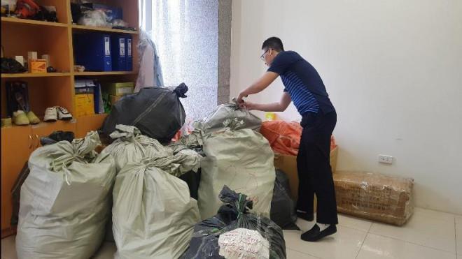 Bị phạt vì vận chuyển hàng cho công ty 'ma' Trung Quốc - 1