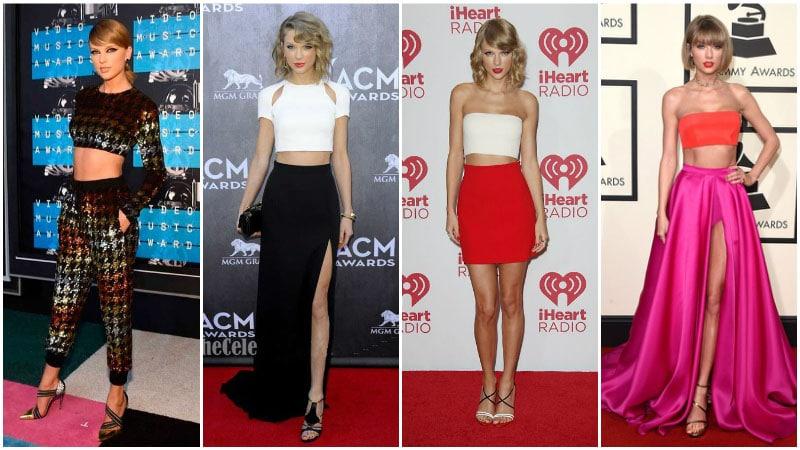 Bí quyết để bạn có được phong cách của Taylor Swift - 2
